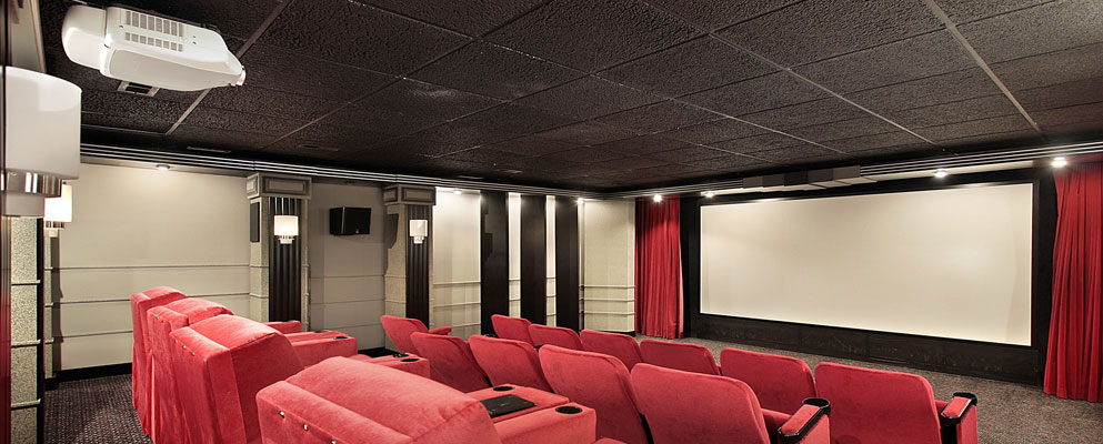 Home Theater Systems | Red Frog Networks | Wilkes-Barre Scranton PA