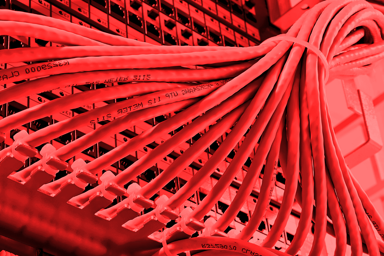 Network Cabling - Red Frog Networks, LLC